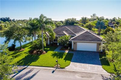 Vero Beach FL Single Family Home For Sale: $415,000