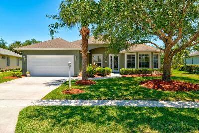 Vero Beach Single Family Home For Sale: 5165 SW 1st