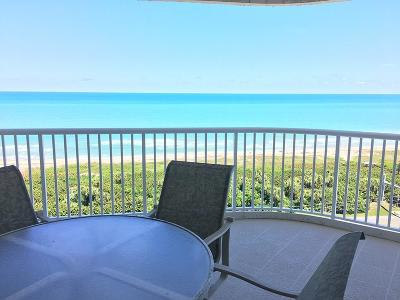 Hutchinson Island Condo/Townhouse For Sale: 5051 Highway A1a #12-3