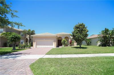 Fort Pierce Single Family Home For Sale: 5925 Spanish River Road