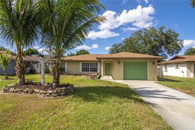 Vero Beach Single Family Home For Sale: 5870 23rd Street