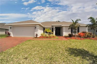 Vero Beach Single Family Home For Sale: 1301 Scarlet Oak Circle