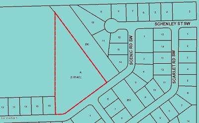 Vero Beach, Indian River Shores, Melbourne Beach, Melbourne, Sebastian, Palm Bay, Orchid Island, Micco, Indialantic, Satellite Beach Residential Lots & Land For Sale: Xxx SW Scenic Road