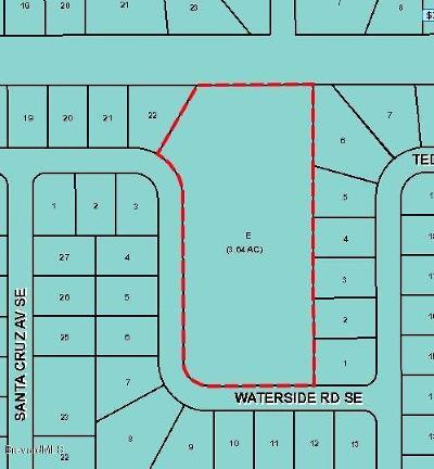 Vero Beach, Indian River Shores, Melbourne Beach, Melbourne, Sebastian, Palm Bay, Orchid Island, Micco, Indialantic, Satellite Beach Residential Lots & Land For Sale: Xxx SE Waterside Road