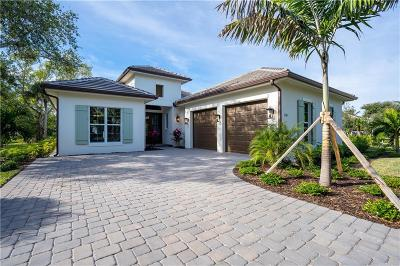 Vero Beach, Indian River Shores, Melbourne Beach, Sebastian, Palm Bay, Orchid Island, Micco, Indialantic, Satellite Beach Single Family Home For Sale: 1700 Lake Club Court