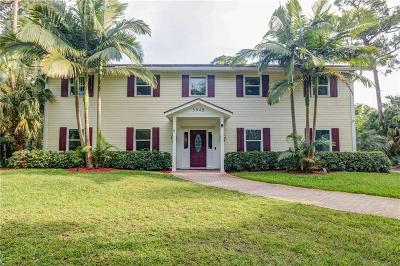 Vero Beach Single Family Home For Sale: 5840 33rd Street
