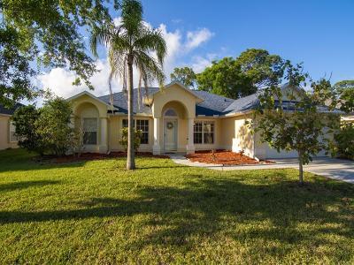 Melbourne, Melbourne Beach Single Family Home For Sale: 1011 Homewood Avenue