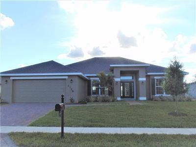Oaks Of Vero Single Family Home For Sale: 1328 Scarlet Oak Circle
