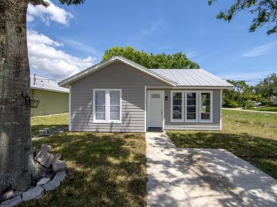 Vero Beach Single Family Home For Sale: 410 SW 13th Lane