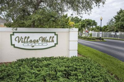 Village Walk, Village Walk South Single Family Home For Sale: 489 6th Manor