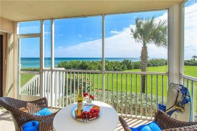 Vero Beach Condo/Townhouse For Sale: 8830 S Sea Oaks Way #108