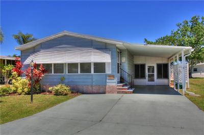 Sebastian Single Family Home For Sale: 620 Hyacinth Circle
