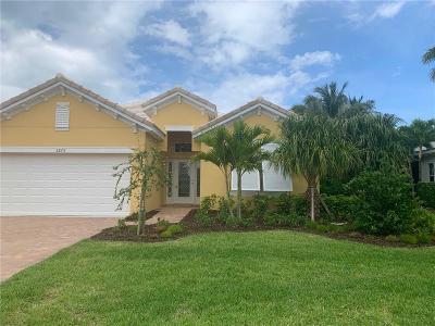 Vero Beach Single Family Home For Sale: 2879 Saint Barts
