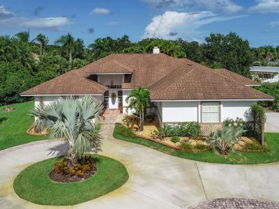 Vero Beach Single Family Home For Sale: 4850 13th Place