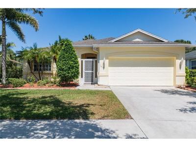 Sebastian Single Family Home For Sale: 1415 Tradewinds Way
