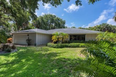 Vero Beach Single Family Home For Sale: 1125 Bounty Boulevard