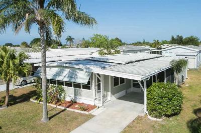 Sebastian Single Family Home For Sale: 909 Wren Circle