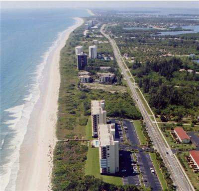 Hutchinson Island Condo/Townhouse For Sale: 4200 Hwy Highway A1a #116