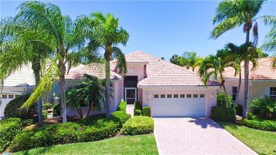 Vero Beach Single Family Home For Sale: 898 Island Club