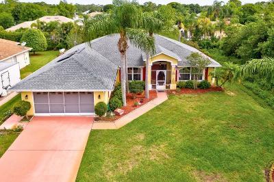 Sebastian Single Family Home For Sale: 981 Gulfstream Avenue