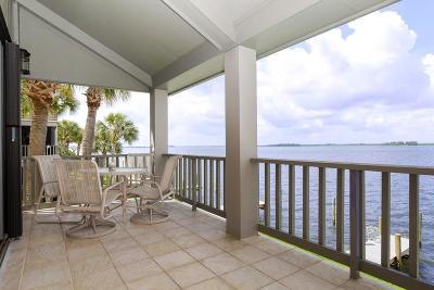 Vero Beach Condo/Townhouse For Sale: 1001 Bay Road #211