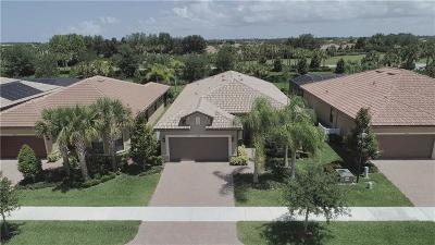 Vero Beach Single Family Home For Sale: 5477 Antigua Circle