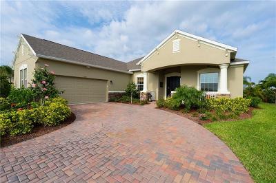 Vero Beach Single Family Home For Sale: 7251 Village