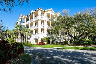 Vero Beach, Indian River Shores, Melbourne Beach, Sebastian, Palm Bay, Orchid Island, Micco, Indialantic, Satellite Beach Condo/Townhouse For Sale: 801 Swim Club Drive #A