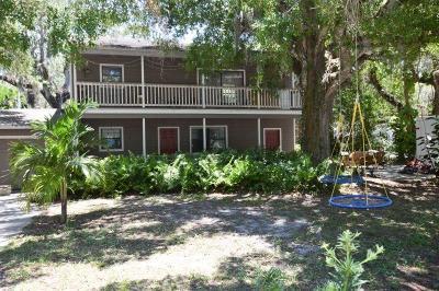 Vero Beach Single Family Home For Sale: 3626 Rio Vista Boulevard