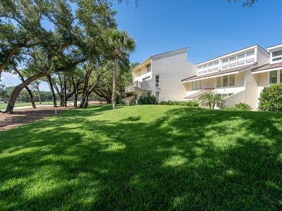 Vero Beach Condo/Townhouse For Sale: 431 Silver Moss Drive #131