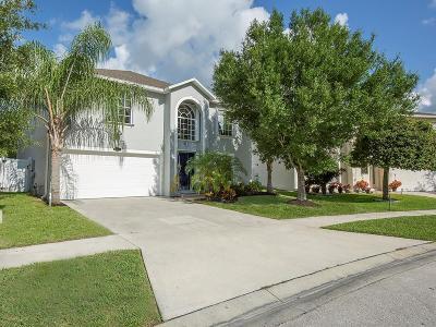 Sebastian Single Family Home For Sale: 120 Morgan Circle