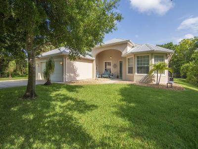 Vero Beach Single Family Home For Sale: 1050 27th Avenue