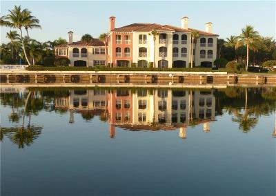 Vero Beach Condo/Townhouse For Sale: 5220 Harbor Village Drive #302
