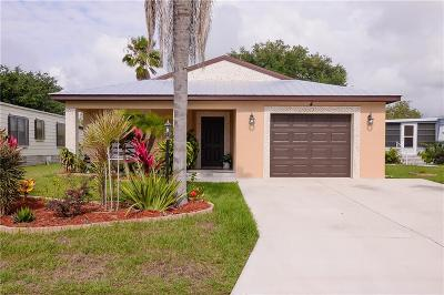 Fort Pierce Single Family Home For Sale: 4 Arboles Del Norte