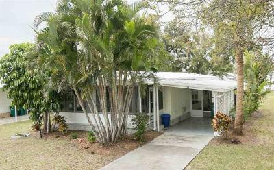 Sebastian Single Family Home For Sale: 616 Barefoot Boulevard