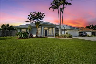 Vero Beach Single Family Home For Sale: 113 19th Circle