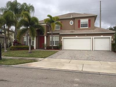 Vero Beach Single Family Home For Sale: 407 SW Key Lime