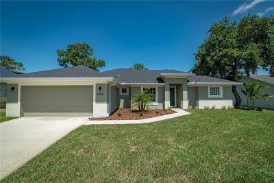 Sebastian Single Family Home For Sale: 1656 Barber Street