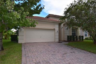 Fort Pierce Single Family Home For Sale: 5656 Spanish River Road