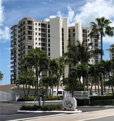 Hutchinson Island Condo/Townhouse For Sale: 3120 Highway A1a #702
