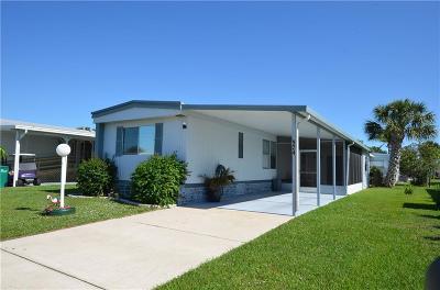 Sebastian Single Family Home For Sale: 924 Laurel Circle