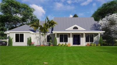 Vero Beach Single Family Home For Sale: 6745 SW 3rd Place