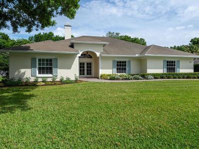 Vero Beach Single Family Home For Sale: 1440 51st Court