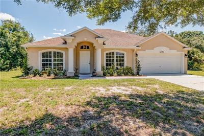 Vero Beach FL Single Family Home For Sale: $198,000