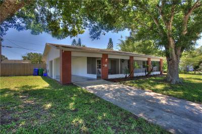 Sebastian Single Family Home For Sale: 873 Schumann Drive