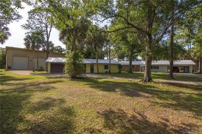 Vero Beach Single Family Home For Sale: 6250 47th Street