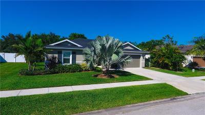 Sebastian Single Family Home For Sale: 216 Barbossa Drive