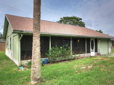 Sebastian Single Family Home For Sale: 741 Vocelle Avenue