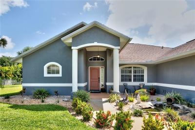 Sebastian Single Family Home For Sale: 1520 Glentry Lane
