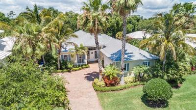 Vero Beach Single Family Home For Sale: 2825 Saint Barts